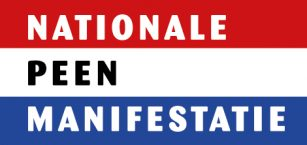 Nationale-peen-manifestatie